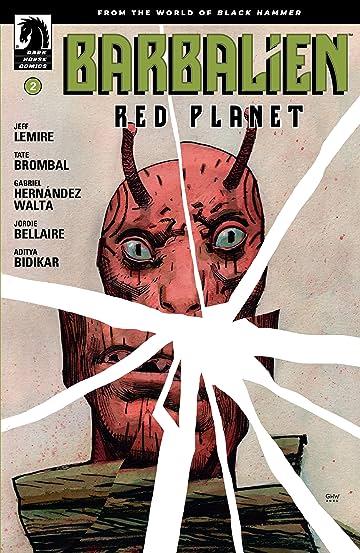 Barbalien: Red Planet #2