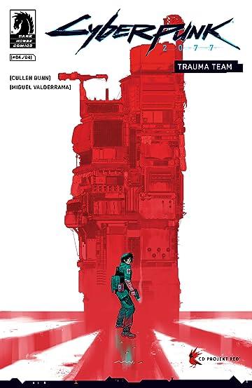 Cyberpunk 2077: Trauma Team #4