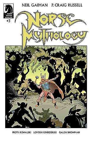 Norse Mythology I #3
