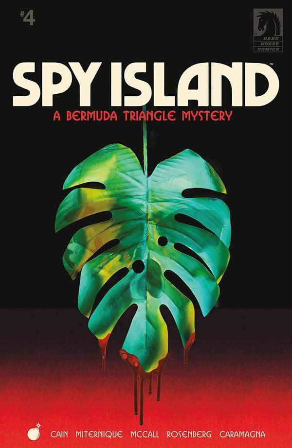 Spy Island No.4