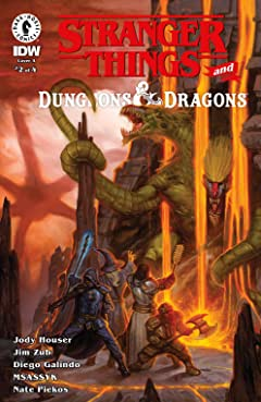 Stranger Things and Dungeons & Dragons #2