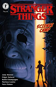 Stranger Things: Science Camp #4