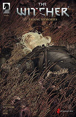 The Witcher: Fading Memories No.2