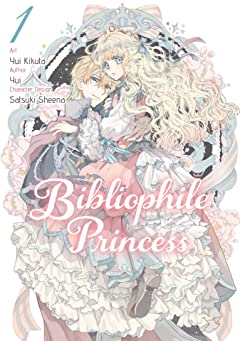 Bibliophile Princess Vol. 1
