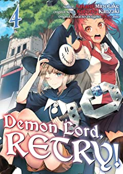 Demon Lord, Retry! Vol. 4