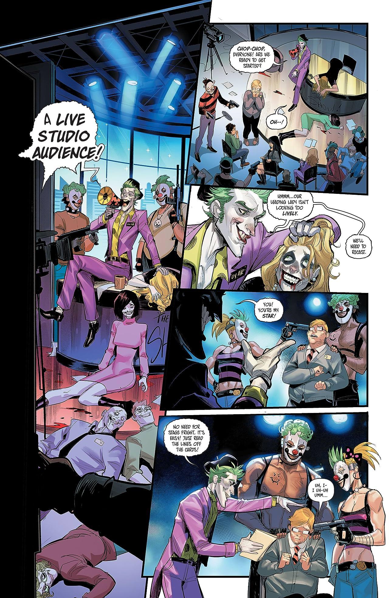 Punchline (2020-) #1