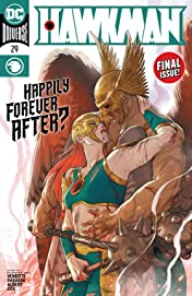 Hawkman (2018-) #29