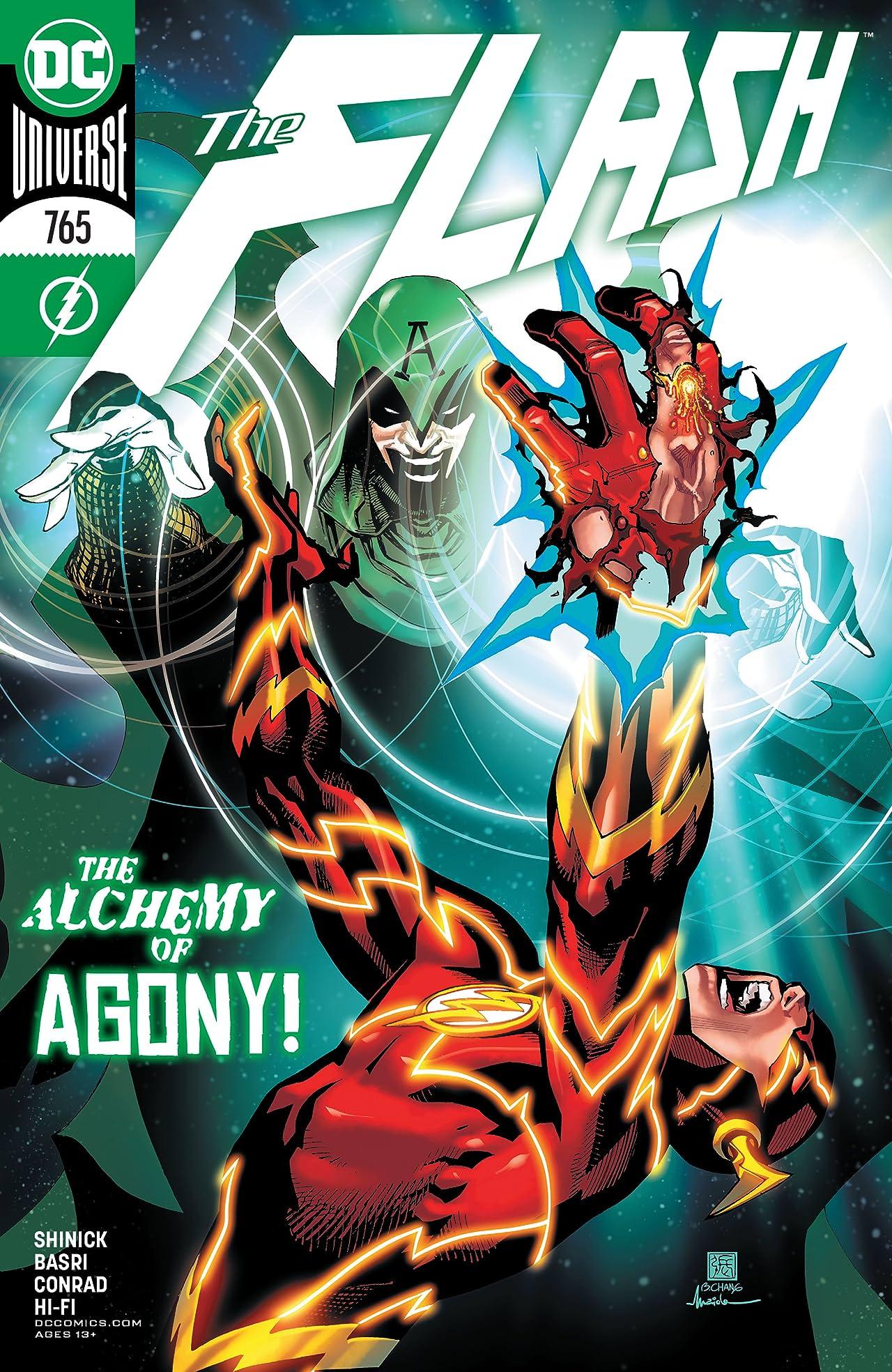 The Flash (2016-) No.765