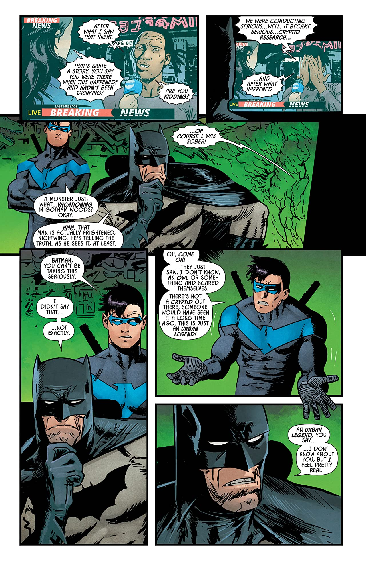 Batman: Gotham Nights #21