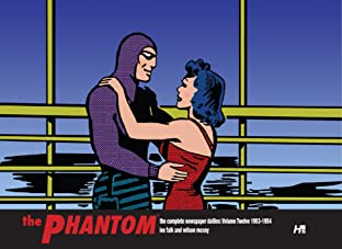 The Phantom: The Complete Newspaper Dailies: 1953-1954 Vol. 12