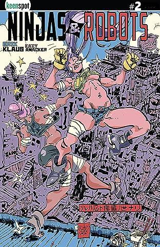 Ninjas & Robots #2