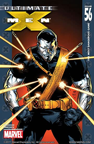 Ultimate X-Men #56