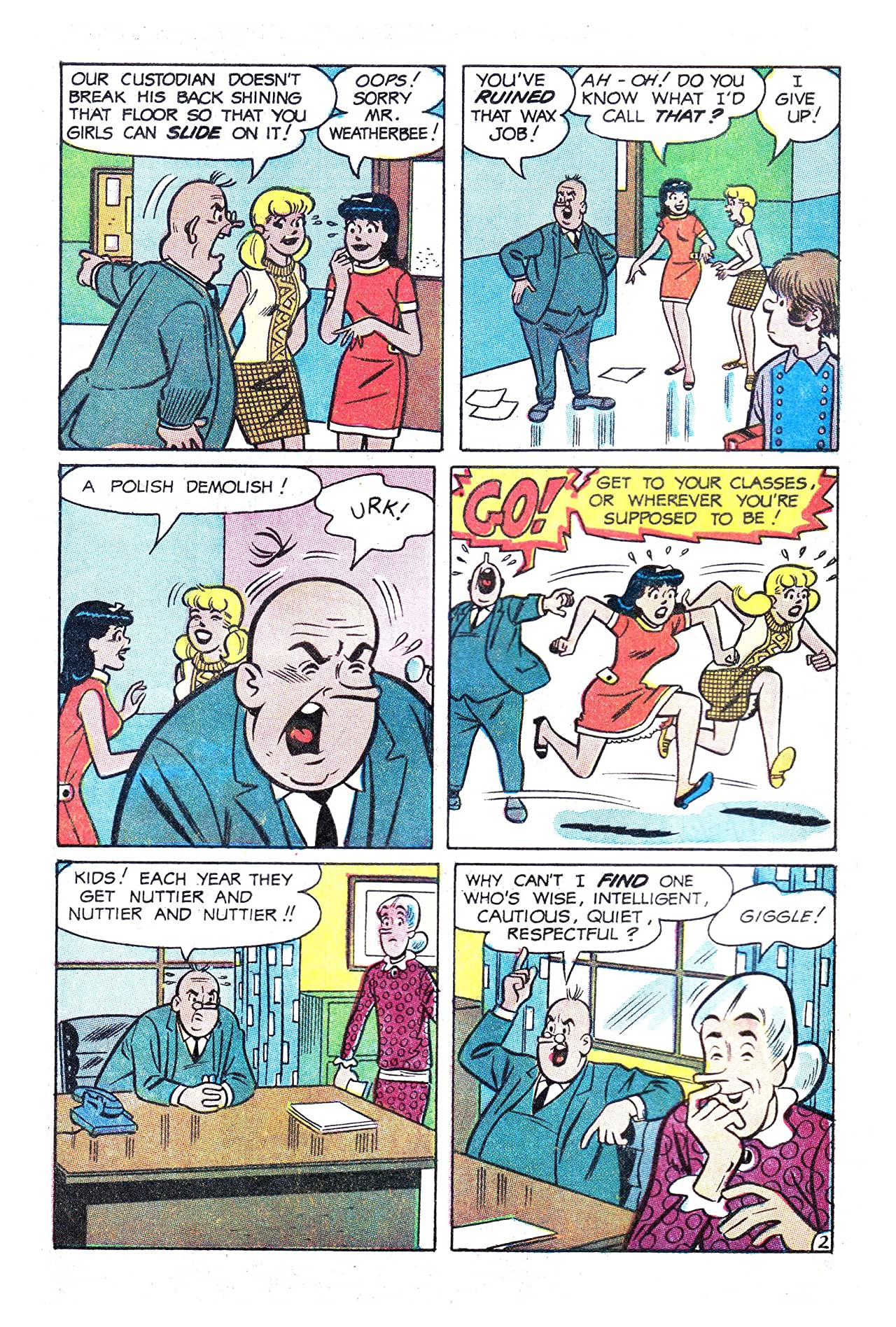 Archie's Girls Betty & Veronica No.140