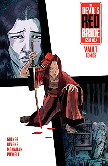 The Devil's Red Bride #4