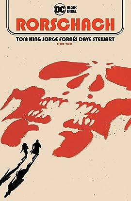 Rorschach (2020-) #2
