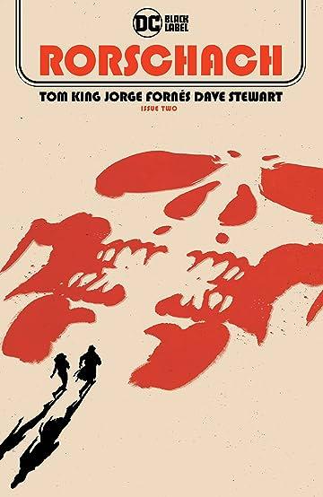 Rorschach (2020-) No.2