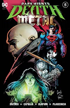 Dark Nights: Death Metal (2020-) #5