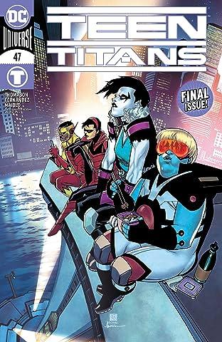 Teen Titans (2016-) #47