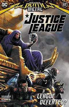 Justice League (2018-) #57