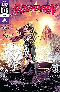 Aquaman (2016-) #65