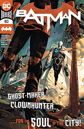 Batman (2016-) #103