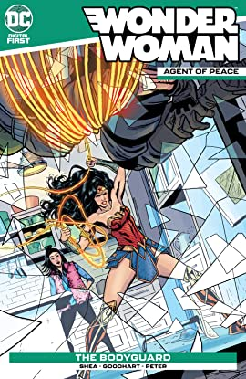 Wonder Woman: Agent of Peace #17