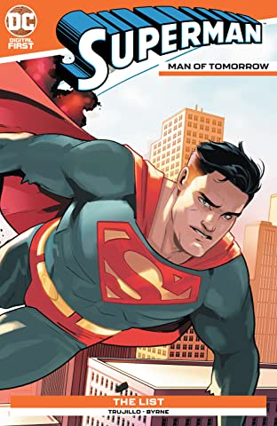 Superman: Man of Tomorrow #20