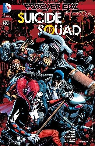 Suicide Squad (2011-2014) No.30