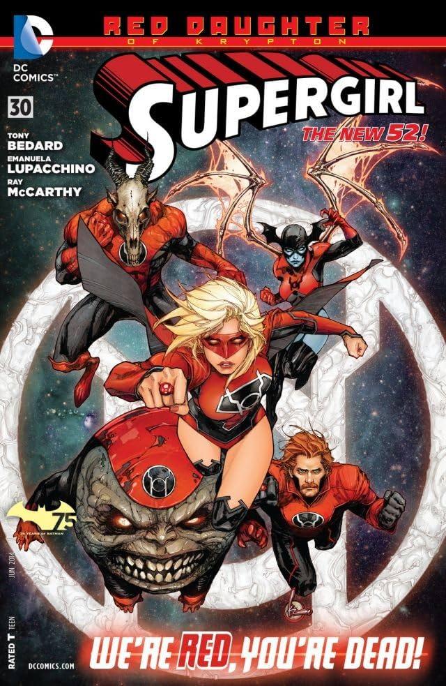 Supergirl (2011-2015) #30