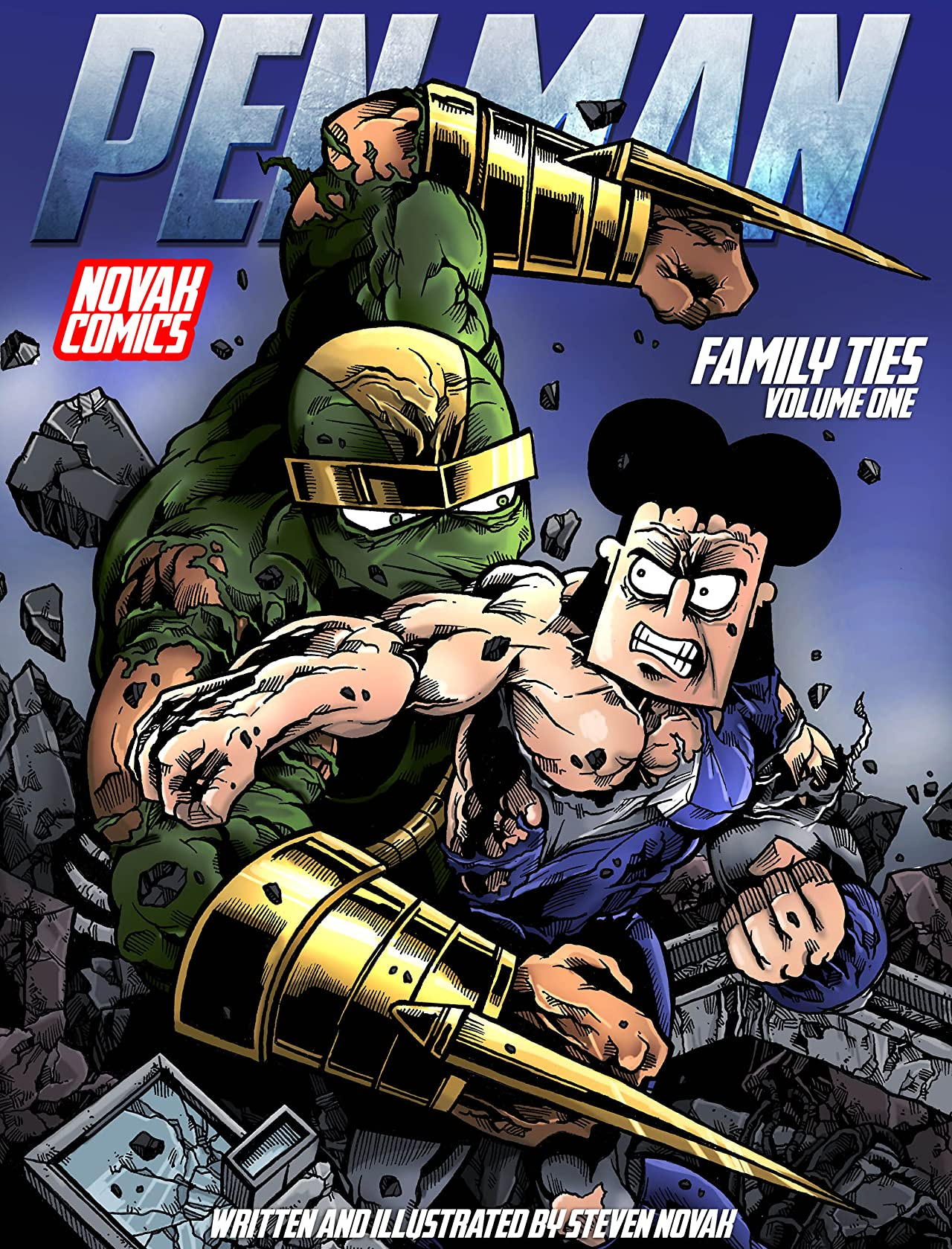 Pen Man Vol. 1: Family Ties