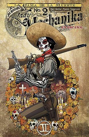 Lady Mechanika en Español: La Dama de la Muerte #2