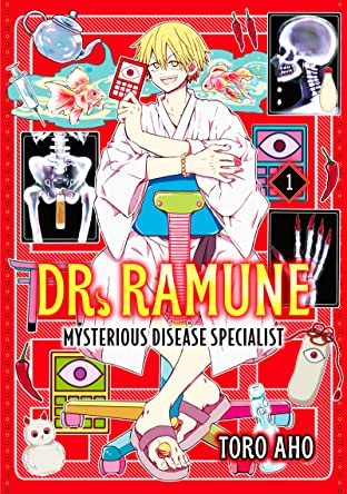 Dr. Ramune -Mysterious Disease Specialist- Tome 1