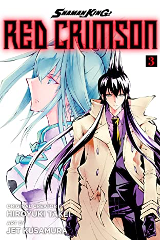 Shaman King: Red Crimson Vol. 3