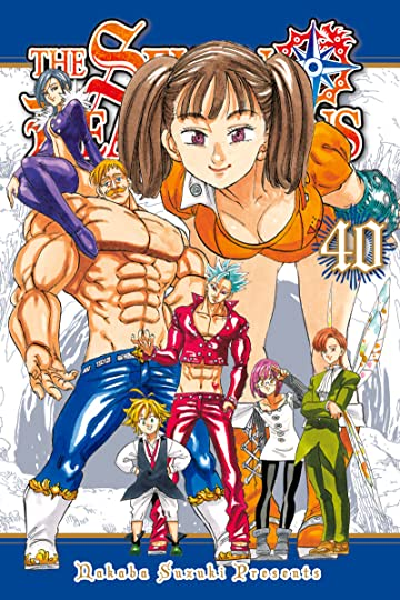 The Seven Deadly Sins Vol. 40