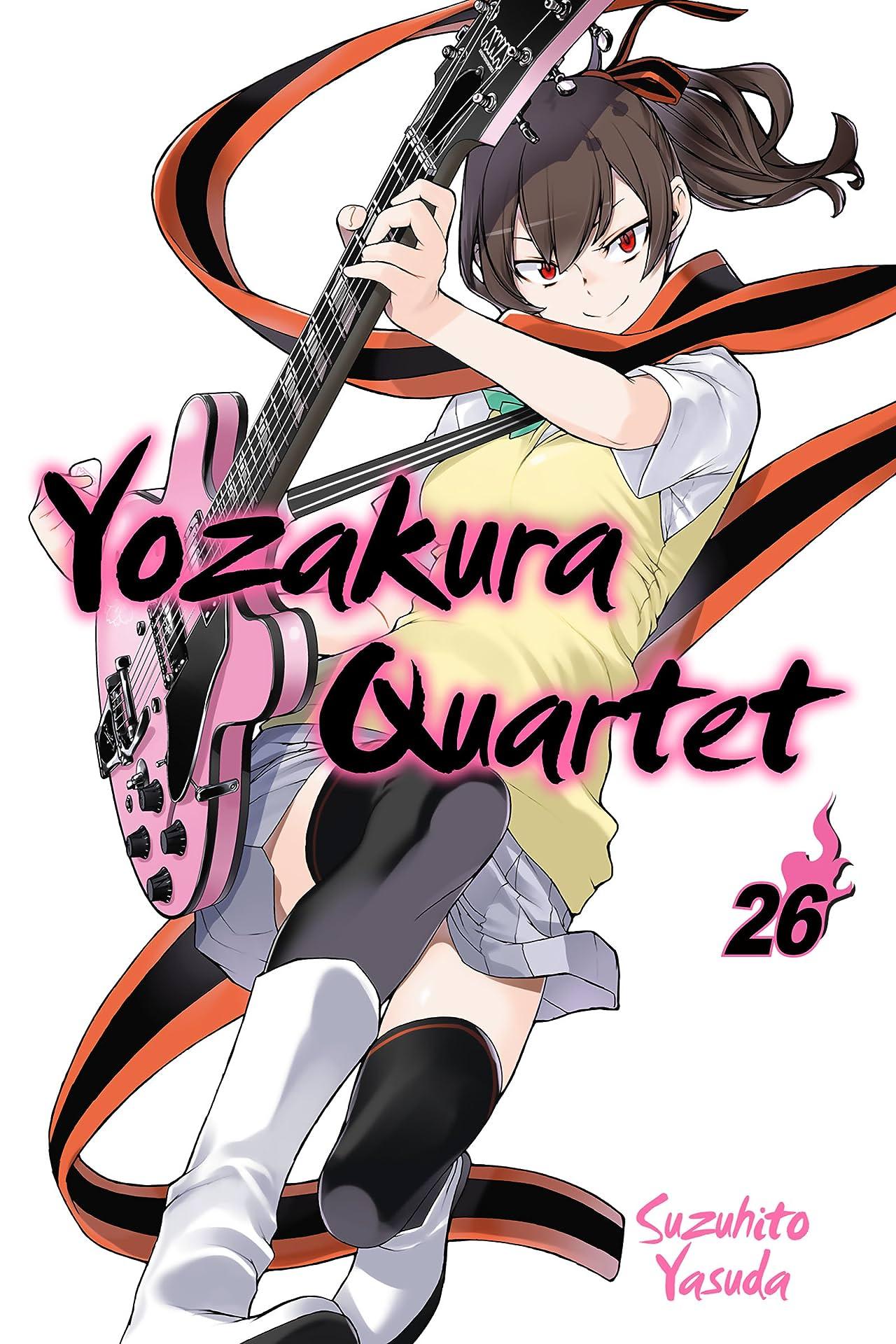 Yozakura Quartet Vol. 26