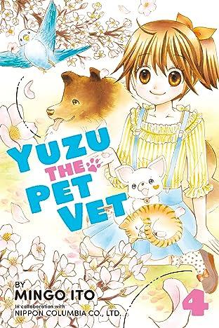 Yuzu the Pet Vet Tome 4