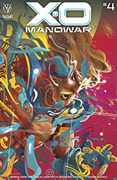 X-O Manowar (2020) #4