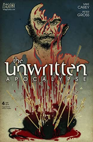 The Unwritten: Apocalypse No.4