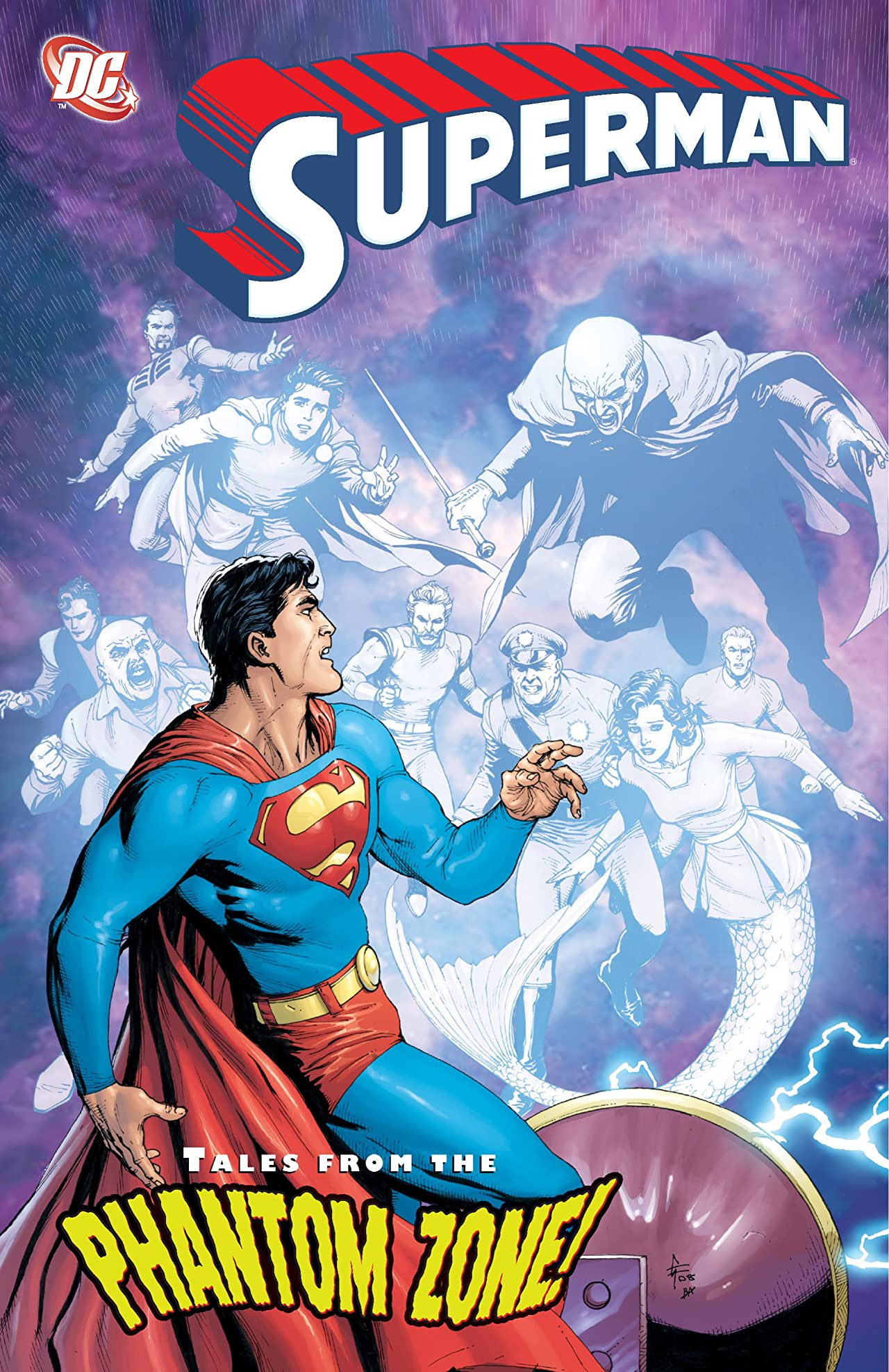 Superman: Tales from the Phantom Zone