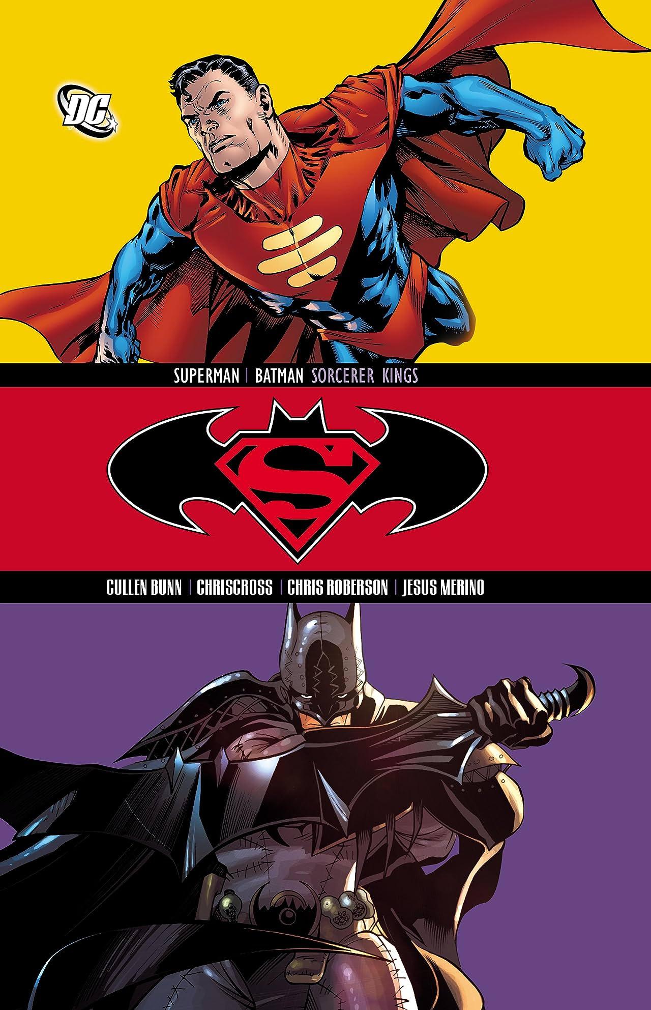 Superman/Batman: Sorcerer Kings