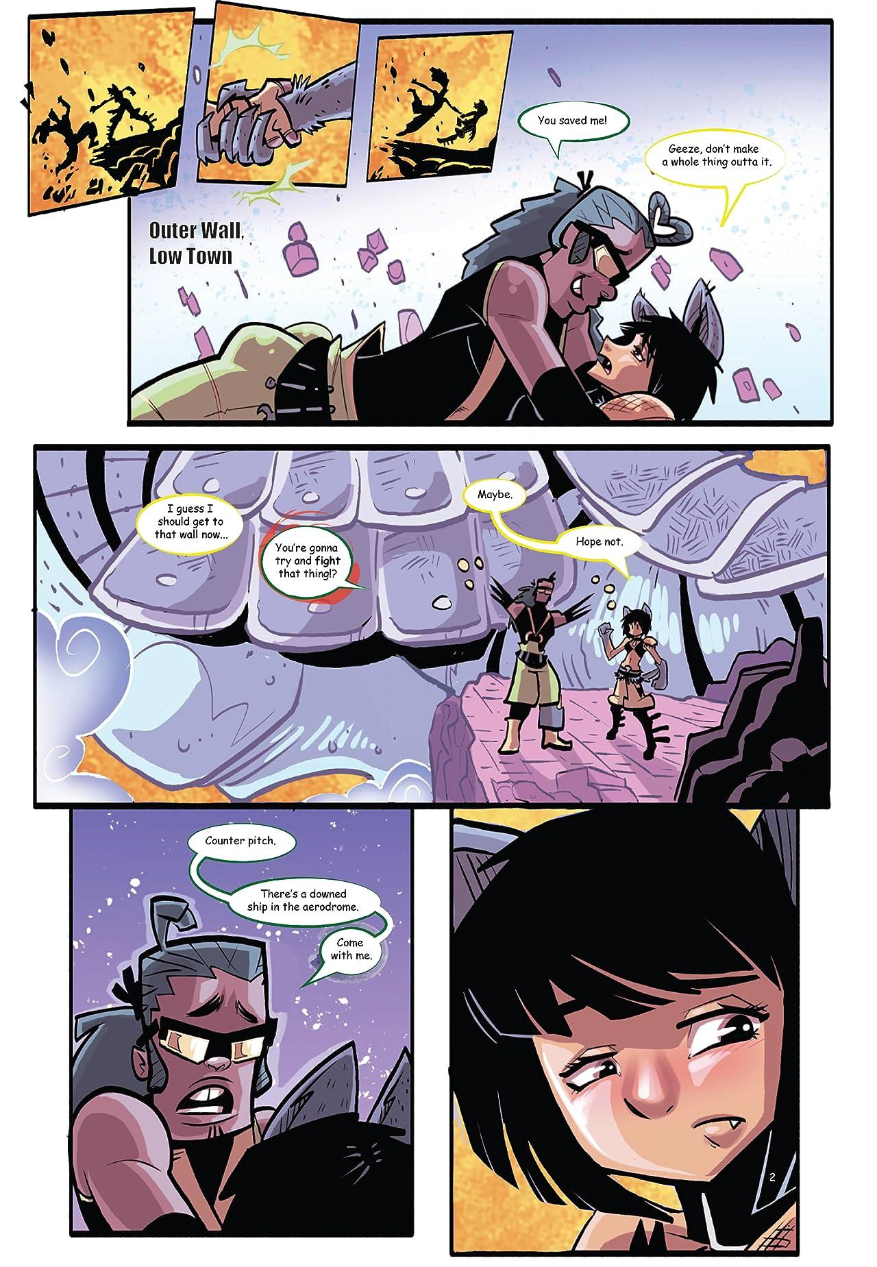 Vanquished: Weird Princess Vol. 1 #4
