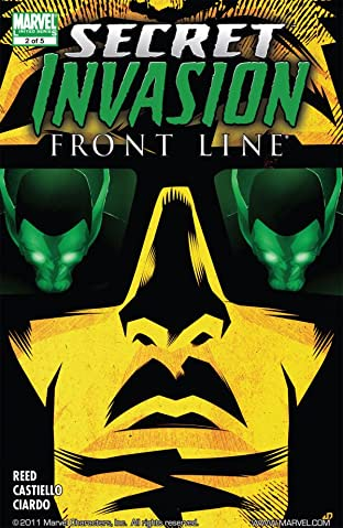 Secret Invasion: Front Line No.2 (sur 5)