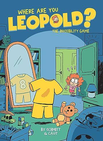Where Are You, Leopold? Vol. 1: The Invisibility Game