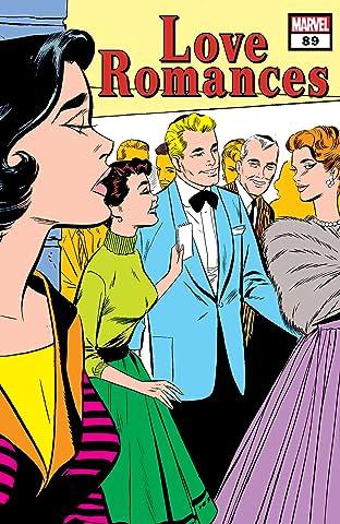 Love Romances (1949-1963) #89