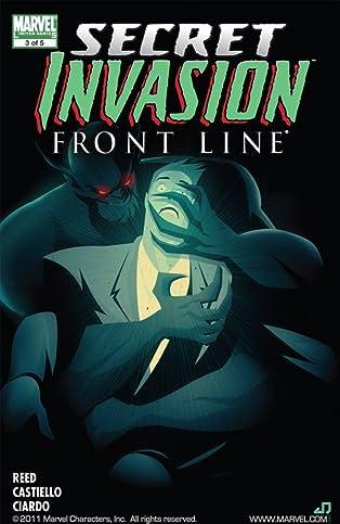 Secret Invasion: Front Line #3 (of 5)