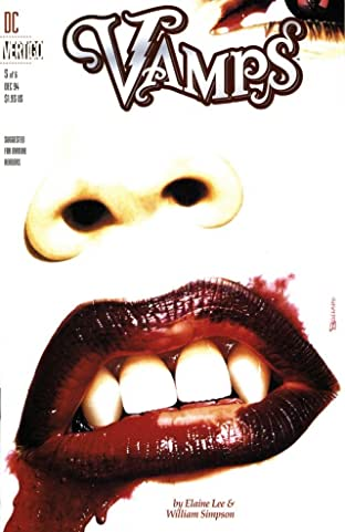 Vamps (1994-1995) No.5
