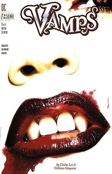 Vamps (1994-1995) #5