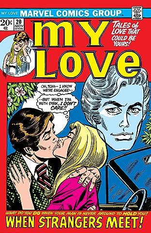 My Love (1969-1976) #20
