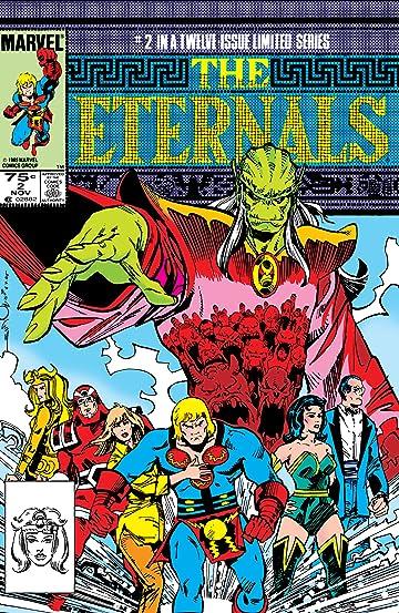 Eternals (1985-1986) #2 (of 12)