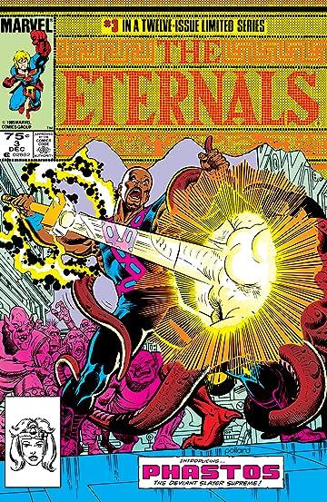 Eternals (1985-1986) #3 (of 12)